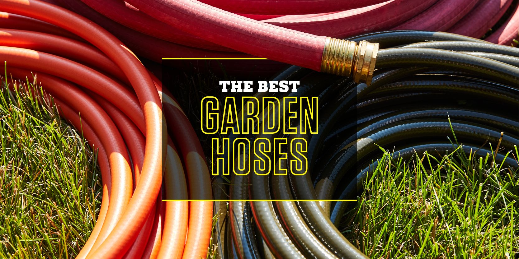 Choose your garden hose with My General Store